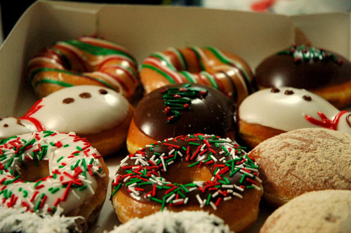 Christmas Donuts Pictures, Photos, and Images for Facebook, Tumblr ...