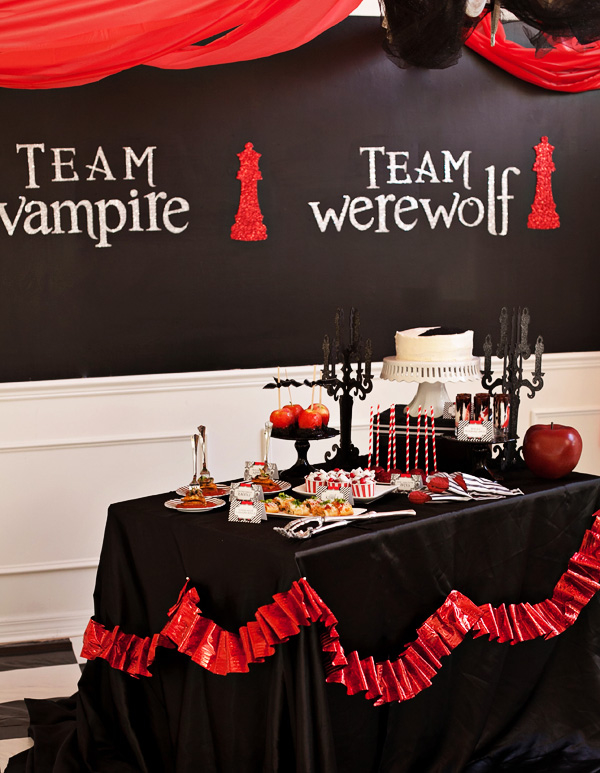 Vampire Werewolf Party Pictures Photos And Images For