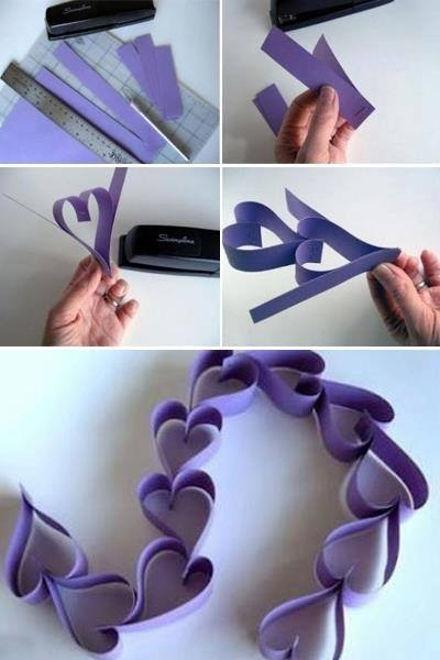 diy paper garland pictures photos and images for facebook tumblr