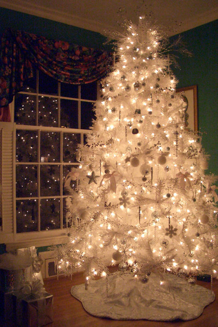 White Christmas Tree Pictures, Photos, and Images for Facebook, Tumblr ...