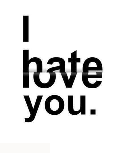 Love And Hate Quotes Beauteous I Hate And Love You Pictures Photos And Images For Facebook