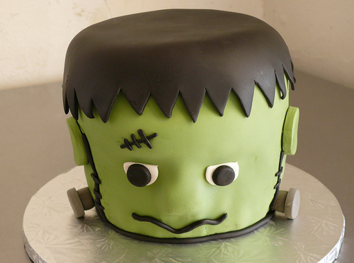 Frankenstein Cake Pictures Photos And Images For