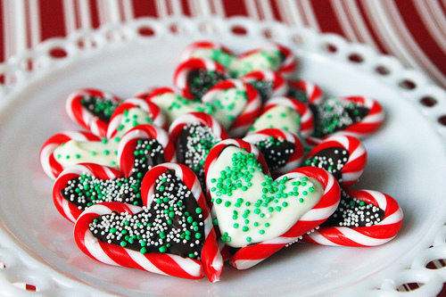 Candy Cane Chocolate Cookies Pictures, Photos, and Images for Facebook ...