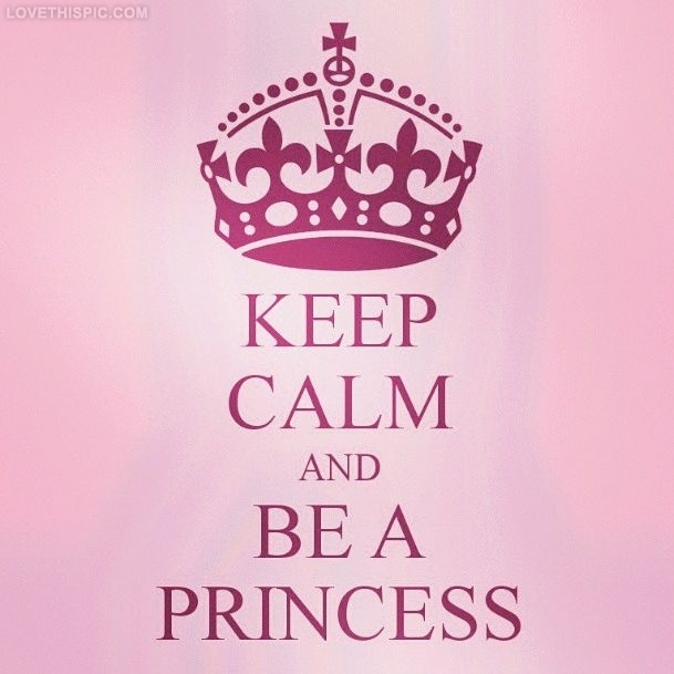 Be A Princess Pictures...