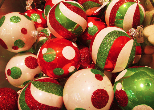cute designed christmas ornaments