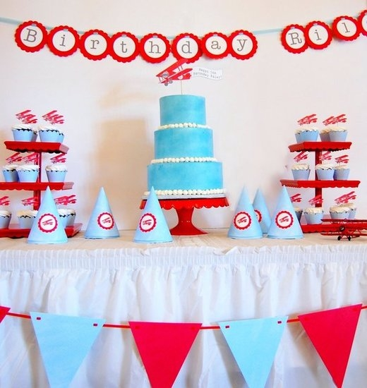 Printable Vintage Airplane Party Collection Diy By: Vintage Airplane Party Pictures, Photos, And Images For