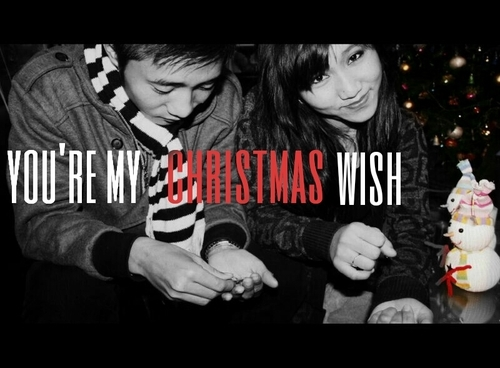 You my christmas wish