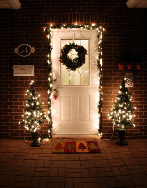 Outdoor christmas lights & Outdoor Christmas Lights Pictures Photos and Images for Facebook ...