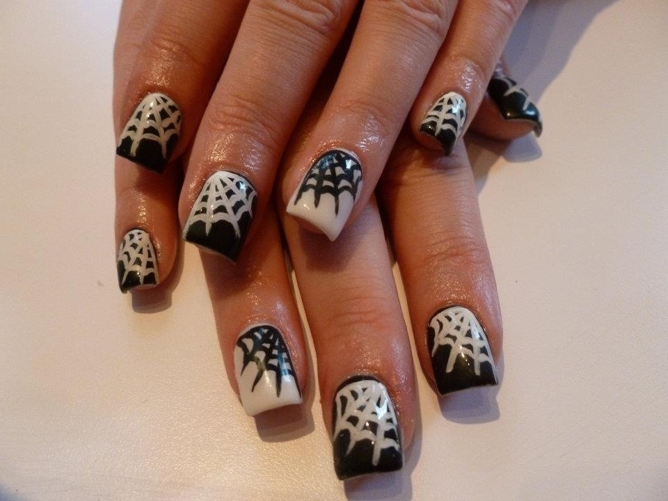 Spider Web Nails Pictures, Photos, and Images for Facebook ...