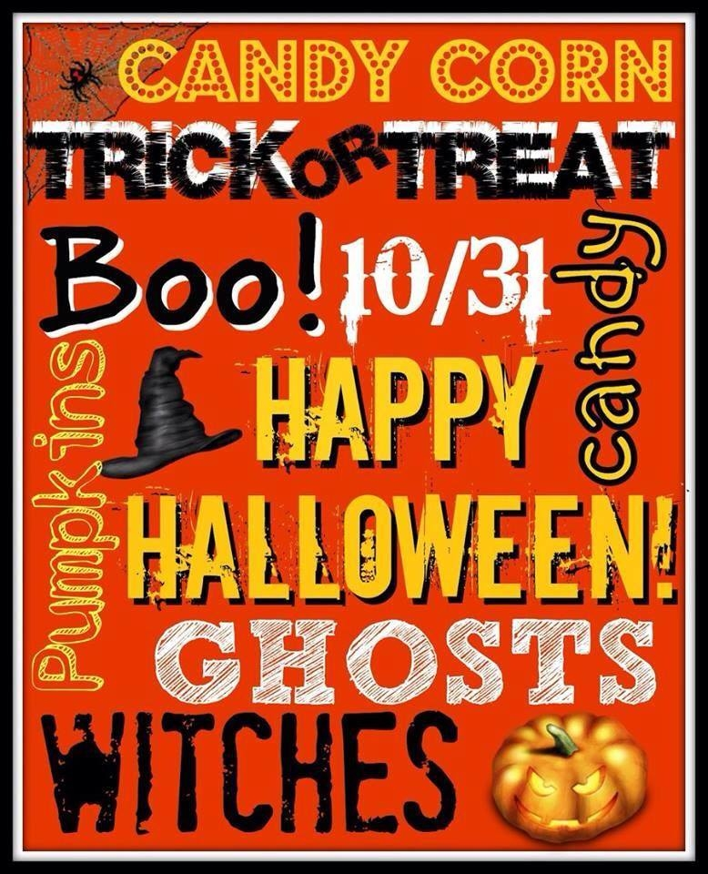 Words On Halloween Pictures, Photos, and Images for Facebook ...