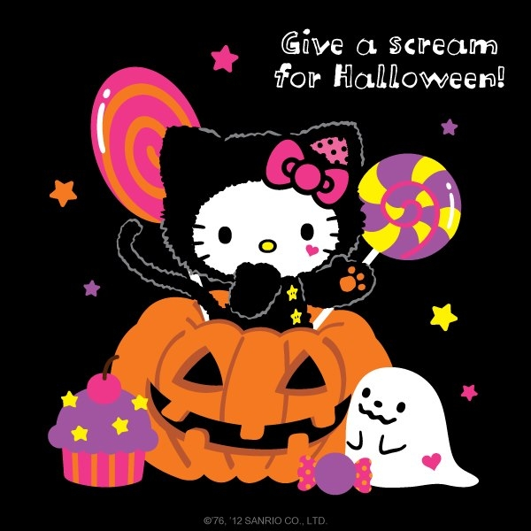 hello kitty halloween pictures photos and images for facebook