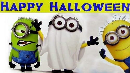Happy Halloween Minions Pictures, Photos, And Images For