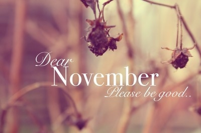 Happy New Month November images and greetings