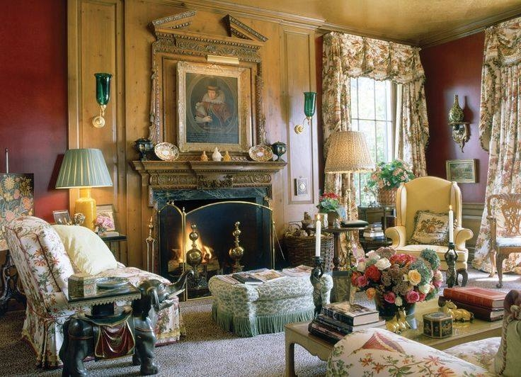 traditional living room - Pictures Of Traditional Living Rooms