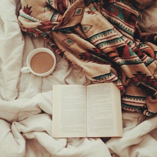 Bed Coffee And A Good Book