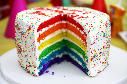 Rainbow Cake Pictures Photos And Images For Facebook Tumblr