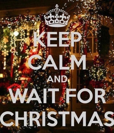 Keep Calm And Wait For Christmas Pictures, Photos, and Images for ...