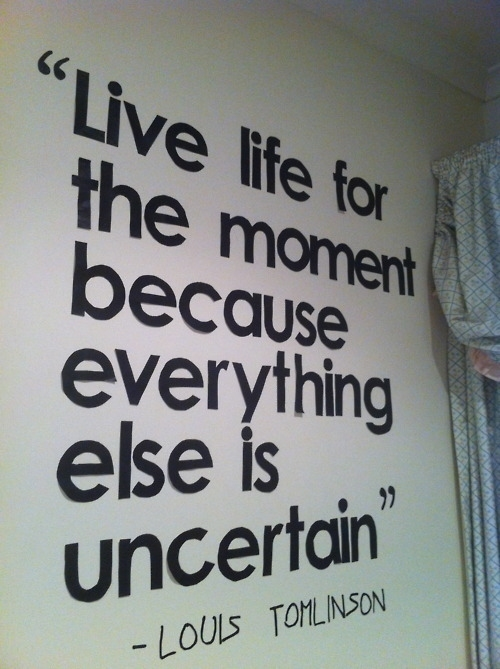 Good Quotes About Living In The Moment: Live Life For The Moment Pictures, Photos, And Images For