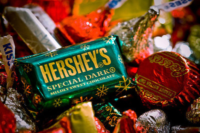 Hersheys special dark chocolate