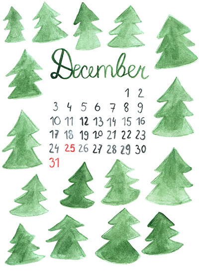 Christmas Calendar Wallpaper : Countdown in december pictures photos and images for