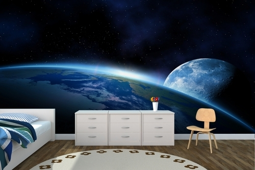 Earthly room design pictures photos and images for for Outer space architecture