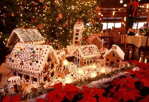 Gingerbread House Pictures Photos And Images For