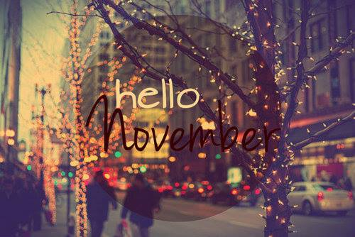 hello november pictures photos and images for facebook tumblr