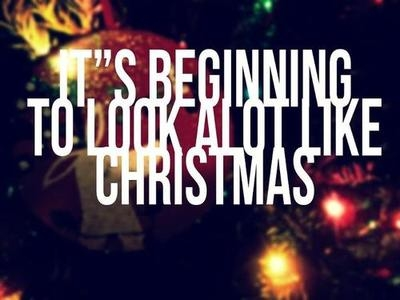 Its Beginning To Look Alot Like Christmas Pictures, Photos, and ...