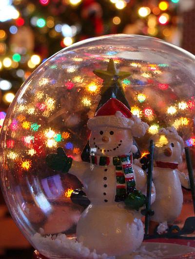 Christmas Snowglobe