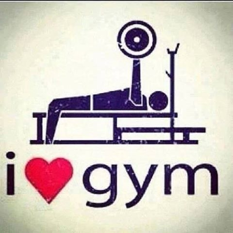 I Heart Gym Pictures Photos And Images For Facebook