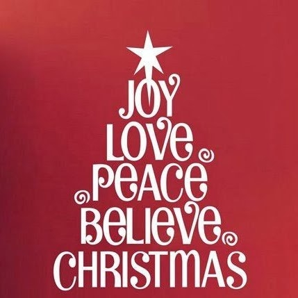 Joy, Love, Peace, Believe, Christmas Pictures, Photos, and Images ...