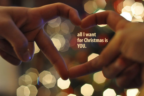 17 Best Images About Christmas Love On Pinterest: All I Want For Christmas Is You Pictures, Photos, And