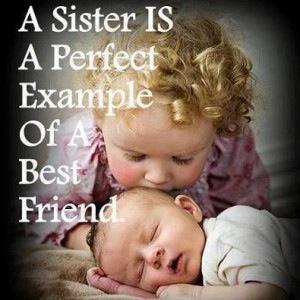 Sisters friend