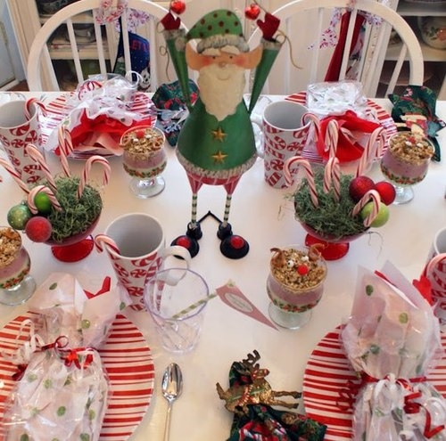 Christmas table setting & Christmas Table Setting Pictures Photos and Images for Facebook ...