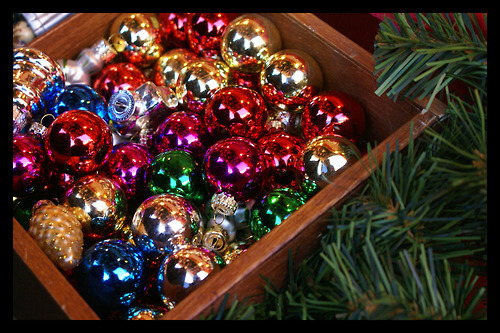 Box Of Christmas Ornaments Pictures, Photos, and Images for Facebook ...