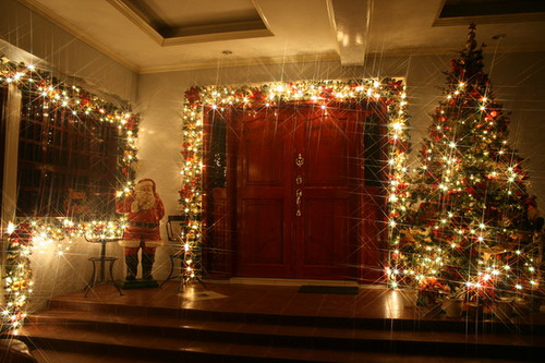 Sparkling Christmas Decorations Pictures Photos And