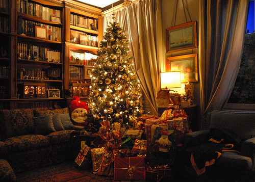 Christmas Tree Living Room christmas tree in the living room pictures, photos, and images for