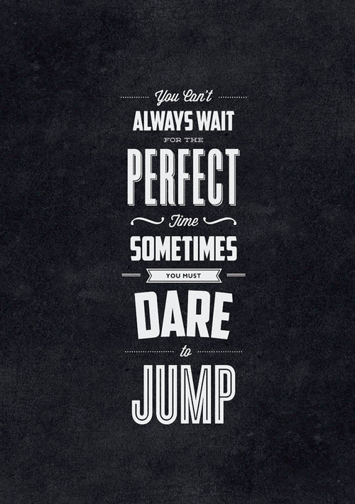 Dare To Jump Pictures Photos And Images For Facebook Tumblr Impressive Dare Quotes