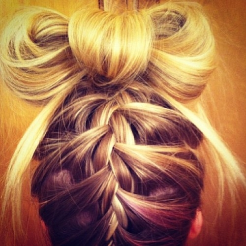 Braid And Bow Pictures, Photos, And Images For Facebook