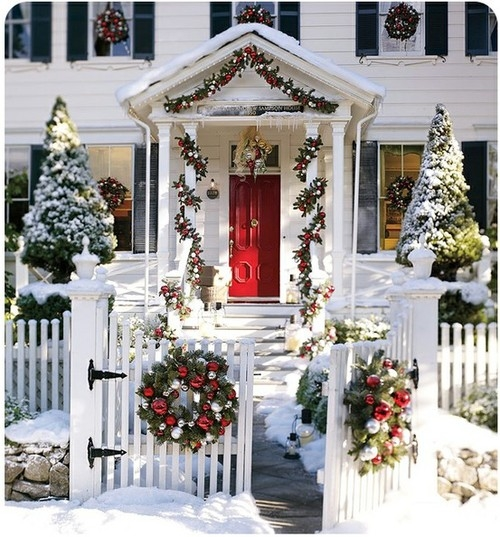 Winter Decorations Pictures, Photos, And Images For
