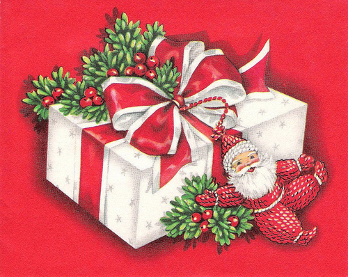 Santa's Gift Pictures, Photos, and Images for Facebook, Tumblr ...