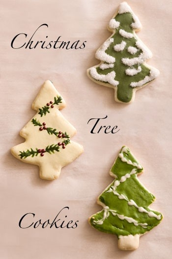 Christmas Tree Cookies Pictures, Photos, and Images for Facebook ...