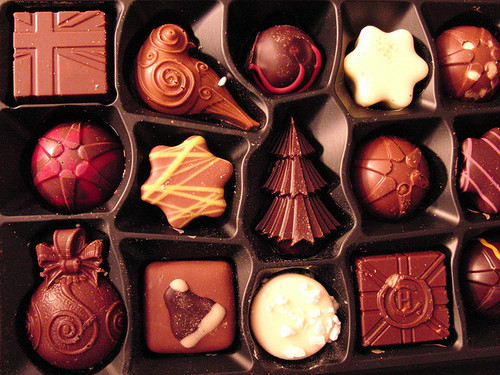 Christmas Chocolates P...