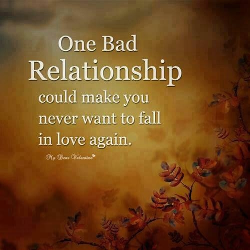 Quotes About Love Going Wrong : One Bad Relationship Pictures, Photos, and Images for Facebook, Tumblr ...