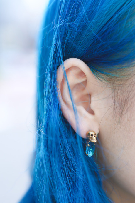 Blue Hair Pictures, Photos, and Images for Facebook ...