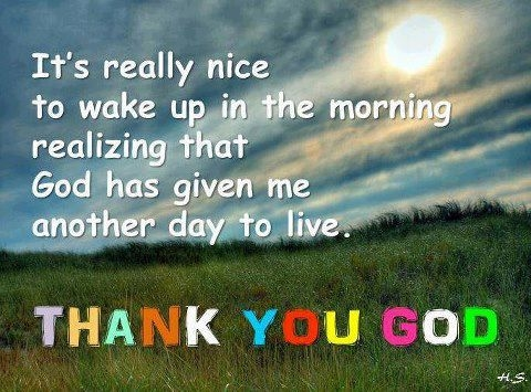 Thank You God Pictures, Photos, and Images for Facebook ...