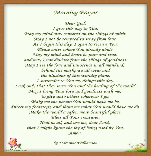 Morning Prayer Pictures Photos And Images For Facebook