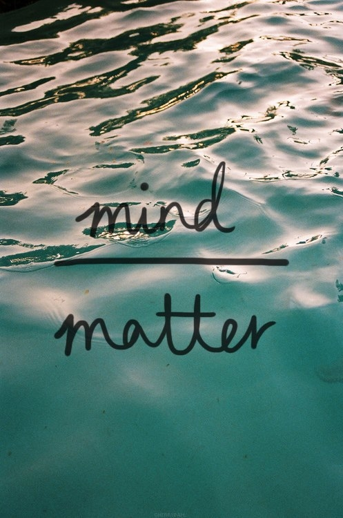 Mind Over Malls Or Does Academia Hate Fashion: Mind Over Matter Pictures, Photos, And Images For Facebook