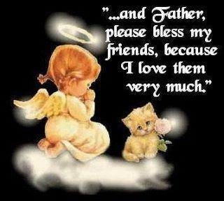 god bless you my friend quotes