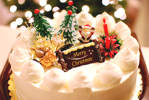 Merry Christmas Cake Pictures, Photos, and Images for Facebook ...